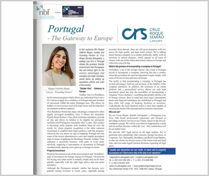 Portugal – The Gateway to Europe